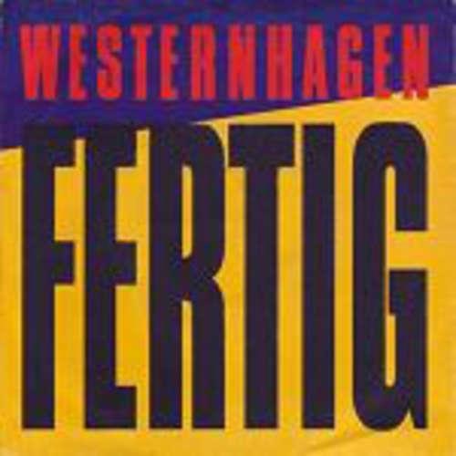 Bild Westernhagen* - Fertig (12, Maxi) Schallplatten Ankauf