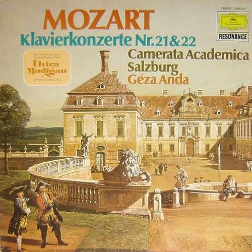 Bild Mozart* / Géza Anda / Camerata Academica Des Salzburger Mazarteums* - Klavierkonzerte Nr.21 & 22 (LP) Schallplatten Ankauf