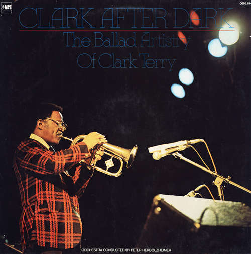 Cover zu Clark Terry - Clark After Dark, The Ballad Artistry Of Clark Terry (LP, Album) Schallplatten Ankauf