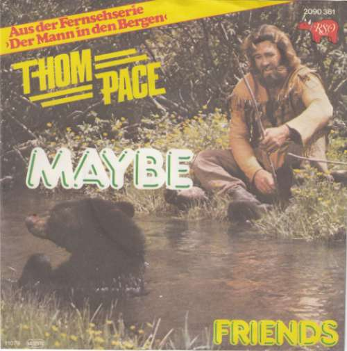 Bild Thom Pace - Maybe (7, Single) Schallplatten Ankauf