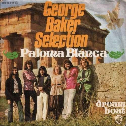 Bild George Baker Selection - Paloma Blanca (7, Single) Schallplatten Ankauf