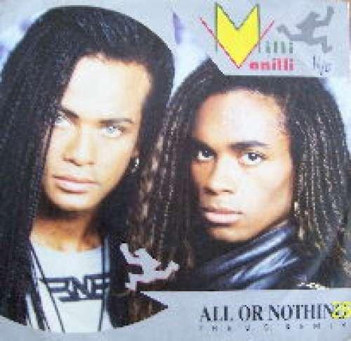 Bild Milli Vanilli - All Or Nothing (The U.S. Mega Mix) (12, Maxi) Schallplatten Ankauf