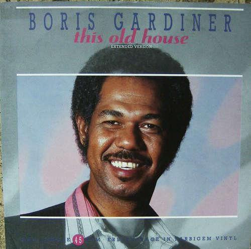 Cover Boris Gardiner - This Old House (12, Maxi, Mul) Schallplatten Ankauf