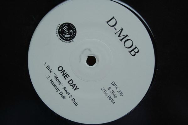 Cover D-Mob* - One Day (12) Schallplatten Ankauf