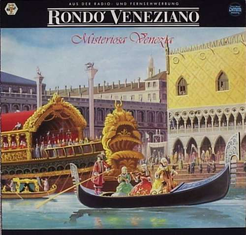 Bild Rondo' Veneziano* - Misteriosa Venezia (LP, Album, Club) Schallplatten Ankauf