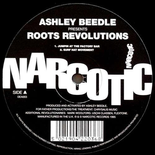 Bild Ashley Beedle - Roots Revolutions (12) Schallplatten Ankauf