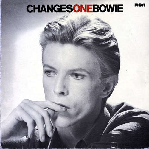 Cover David Bowie - ChangesOneBowie (LP, Comp, Bla) Schallplatten Ankauf