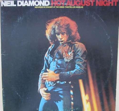 Bild Neil Diamond - Hot August Night (2xLP, RE) Schallplatten Ankauf