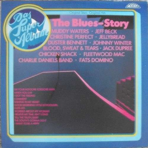 Cover zu Various - The Blues-Story (LP, Comp) Schallplatten Ankauf
