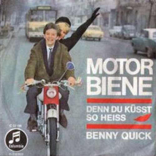 Bild Benny Quick - Motorbiene (7, Single) Schallplatten Ankauf