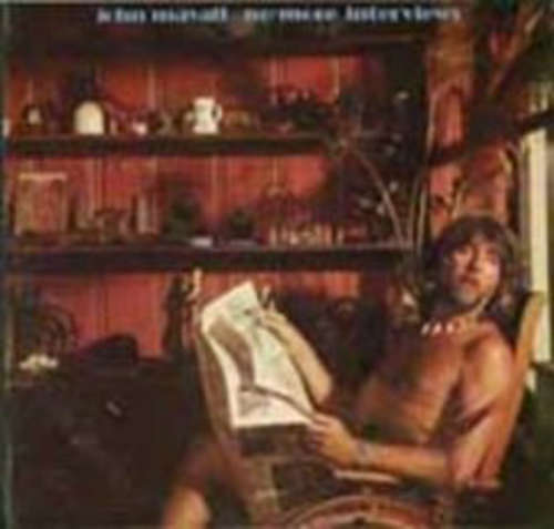 Cover John Mayall - No More Interviews (LP, Album) Schallplatten Ankauf