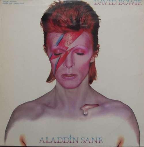 Cover David Bowie - Aladdin Sane (LP, Album, Club) Schallplatten Ankauf