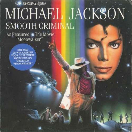 Cover Michael Jackson - Smooth Criminal (12, Maxi) Schallplatten Ankauf