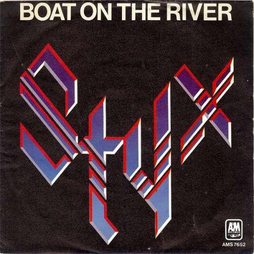 Bild Styx - Boat On The River (7, Single) Schallplatten Ankauf