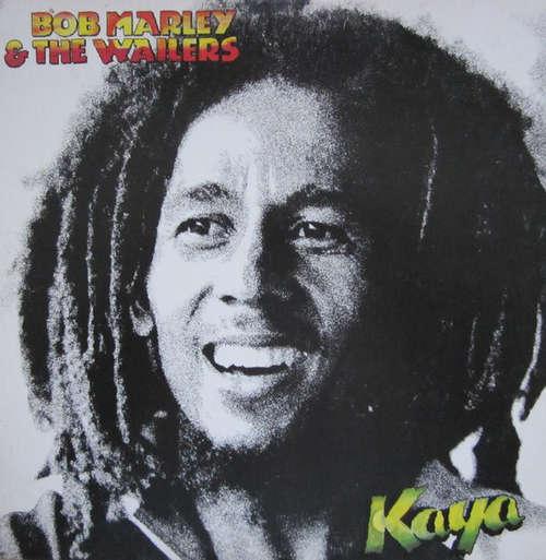 Cover zu Bob Marley & The Wailers - Kaya (LP, Album) Schallplatten Ankauf