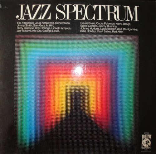 Cover Various - Jazz Spectrum (2xLP, Comp, Club) Schallplatten Ankauf