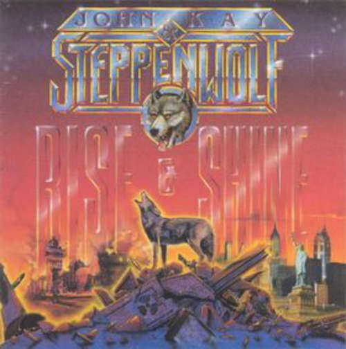 Cover zu John Kay & Steppenwolf - Rise And Shine (LP, Album) Schallplatten Ankauf