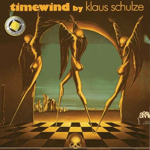 Cover Klaus Schulze - Timewind (LP, Album, RP) Schallplatten Ankauf