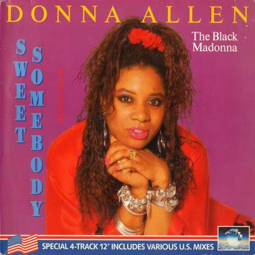 Bild Donna Allen - Sweet Somebody / Satisfied (12) Schallplatten Ankauf