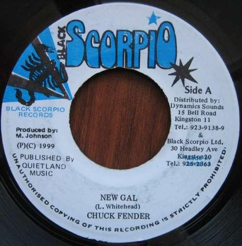 Bild Chuck Fender / Little Hero - New Gal / Pure Hot Gal (7) Schallplatten Ankauf