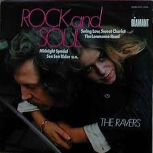 Bild The Ravers (4) - Rock And Soul (LP, Album, RE) Schallplatten Ankauf