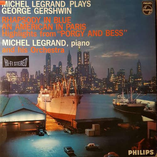 Bild Michel Legrand - Plays George Gershwin (LP, car) Schallplatten Ankauf