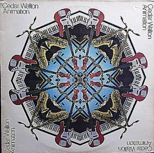 Cover Cedar Walton - Animation (LP, Album) Schallplatten Ankauf