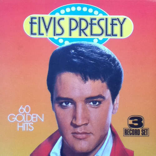 Cover Elvis Presley - 60 Golden Hits (3xLP, Comp + Box) Schallplatten Ankauf