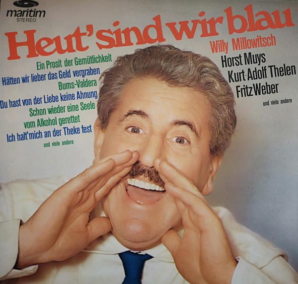 Bild Various - Heut' Sind Wir Blau (LP, Mixed) Schallplatten Ankauf