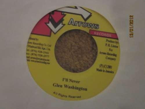 Bild Glen Washington - I'll Never (7) Schallplatten Ankauf