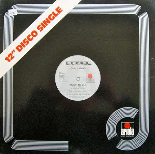 Bild Gary's Gang - Knock Me Out (12, Single, Com) Schallplatten Ankauf