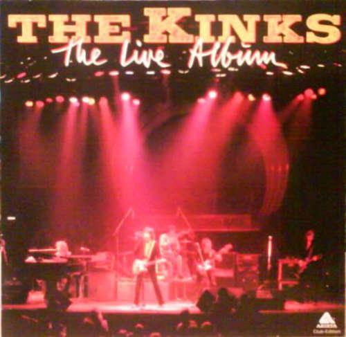 Cover The Kinks - The Live Album (LP, Album, Club) Schallplatten Ankauf