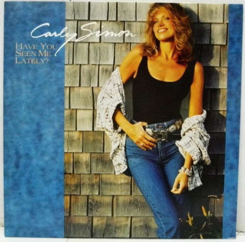 Bild Carly Simon - Have You Seen Me Lately? (LP, Album) Schallplatten Ankauf