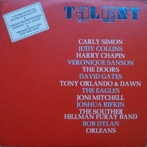 Bild Various - Talent (LP, Comp) Schallplatten Ankauf