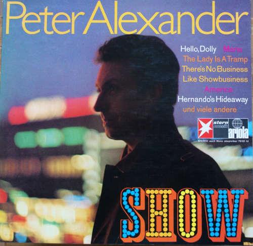 Bild Peter Alexander - Show (LP, Comp) Schallplatten Ankauf