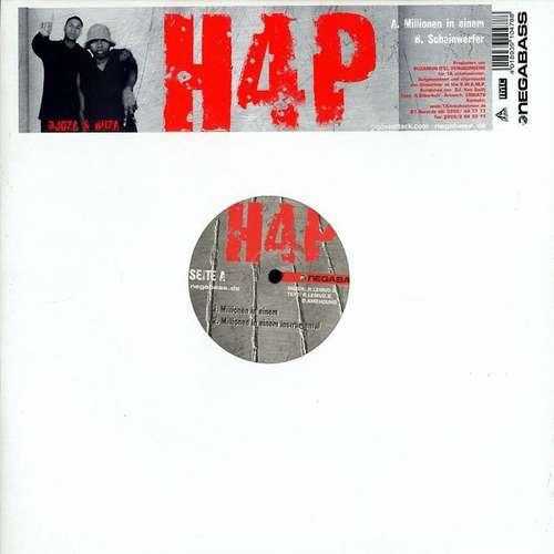 Bild H4P* - Millionen In Einem / Scheinwerfer (12, Maxi) Schallplatten Ankauf