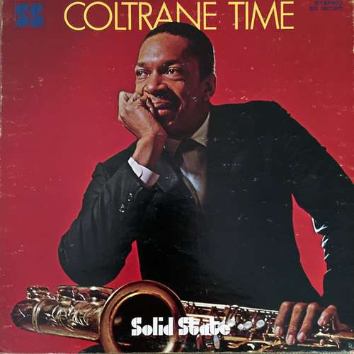 Bild John Coltrane - Coltrane Time (LP, Album, RE) Schallplatten Ankauf