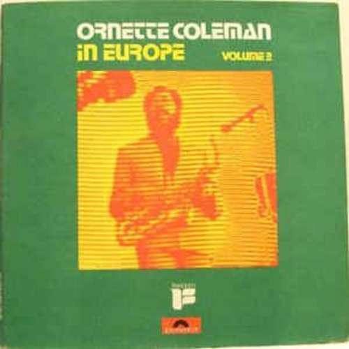 Bild Ornette Coleman - In Europe Volume 2 (LP, Album) Schallplatten Ankauf