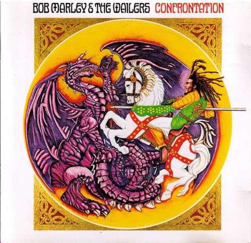 Cover Bob Marley & The Wailers - Confrontation (CD, Album, RM, RP) Schallplatten Ankauf