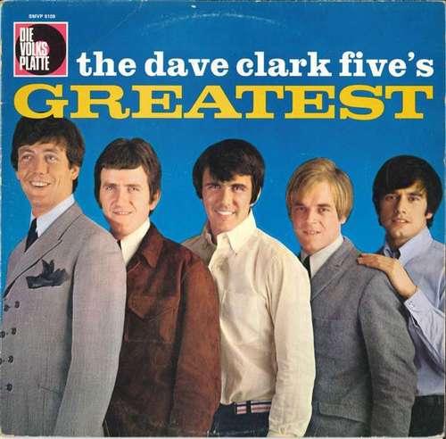 Bild The Dave Clark Five - The Dave Clark Five's Greatest (LP, Comp) Schallplatten Ankauf