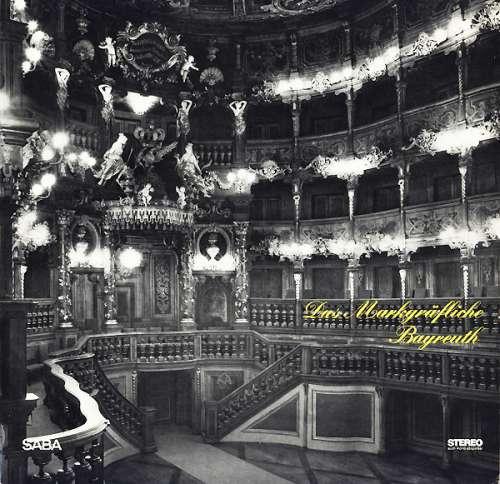 Bild Viktor-Lukas-Consort* - Das Markgräfliche Bayreuth (LP, Album, Gat) Schallplatten Ankauf