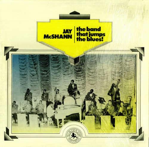 Cover zu Jay McShann - The Band That Jumps The Blues (LP, Comp, Mono) Schallplatten Ankauf