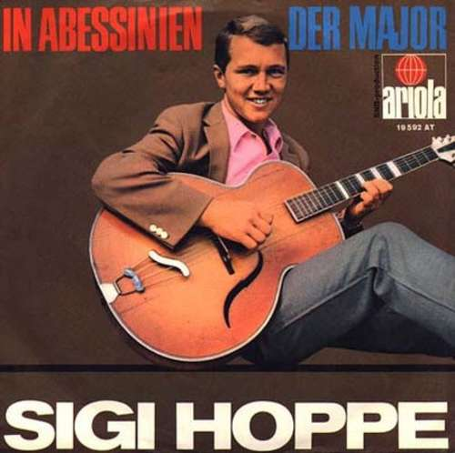 Bild Sigi Hoppe - In Abessinien / Der Major (7, Single, Mono) Schallplatten Ankauf