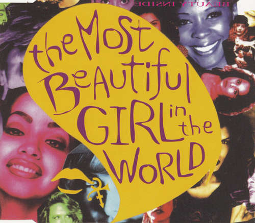 Cover zu The Artist (Formerly Known As Prince) - The Most Beautiful Girl In The World (CD, Single) Schallplatten Ankauf
