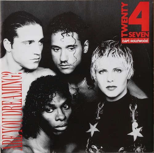 Bild Twenty 4 Seven Featuring Capt. Hollywood* - Are You Dreaming? (7, Single) Schallplatten Ankauf