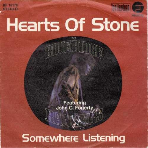 Bild The Blue Ridge Rangers* Featuring John C. Fogerty* - Hearts Of Stone (7, Single) Schallplatten Ankauf