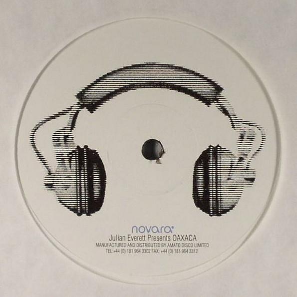 Cover Julian Everett - Julian Everett Presents Oaxaca (12) Schallplatten Ankauf