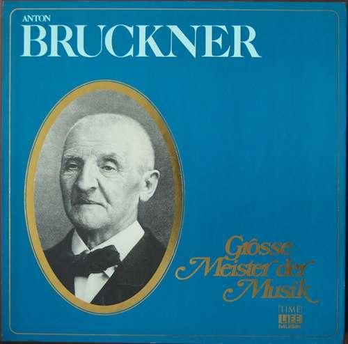 Cover zu Anton Bruckner - Grosse Meister Der Musik (Box + 4xLP, Comp) Schallplatten Ankauf