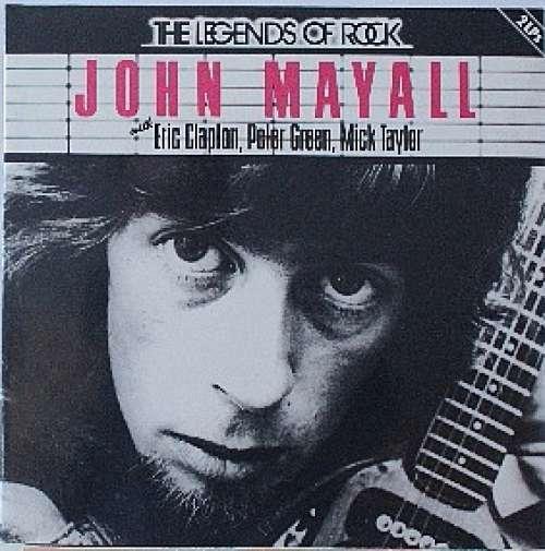 Bild John Mayall - The Legends Of Rock (2xLP, Comp) Schallplatten Ankauf