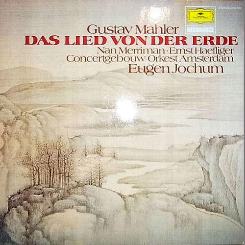 Bild Gustav Mahler - Das Lied Von Der Erde (LP, Album) Schallplatten Ankauf
